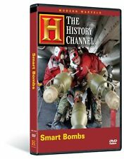 MODERN MARVELS - SMART BOMBS (HISTORY CHANNEL DOCUMENTARY) NEW AND SEALED