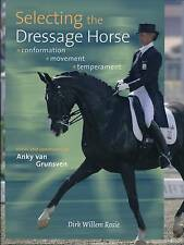 DIRK WILLEM ROS-SELECTING THE DRESSAGE HORSE  BOOK NEW