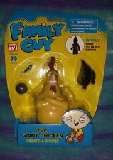 FAMILY GUY CREATE A FIGURE THE GIANT CHICKEN WITH PART TO BUILD DEATH NEW