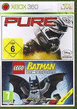 Pure/LEGO BATMAN (XBOX 360)