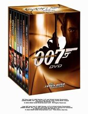 The James Bond Collection, Vol. 2 (Special Edition 2003)  7 DVD Movies