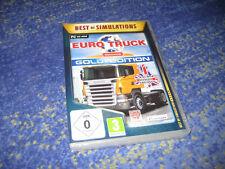Euro Truck Simulator - Gold Edition PC NEU und verschweisst kpl. deutsch
