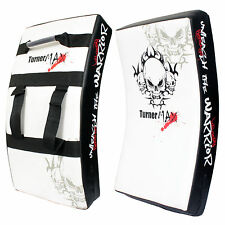 TurnerMAX Kickboxing Kick Shield Strike Pad Target Punching bag Martial Arts MMA