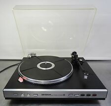 Plattenspieler automatik turntable - direct drive quartz Universum F2002 1981-82