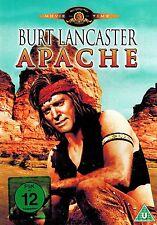 DVD NEU/OVP - Massai - Der große Apache - Burt Lancaster & Jean Peters