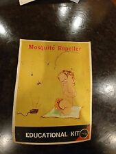 Mosquito repeller educational kit
