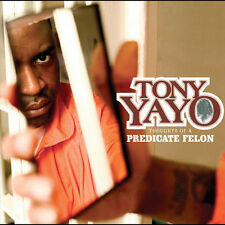 Thoughts of a Predicate Felon [Edited] by Tony Yayo w/ eminem 50 cent spider loc