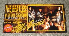 THE BEATLES Japan official 3 inch CD single MY BONNIE snap-pack picture sleeve