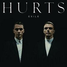 HURTS EXILE 2 X LP UK MINT SEALED