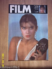WIERA SOTNIKOWA on front cover Film 16/88 Polish magazine