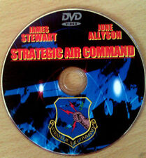 STRATEGIC AIR COMMAND:JAMES STEWART:JUNE ALLYSON