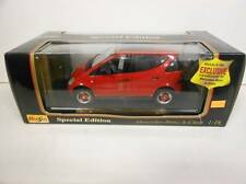 Maisto 1997 Mercedes-Benz A-Class Red (Die-cast - 1:18 Scale)