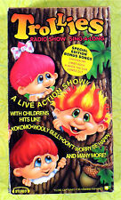 Trollies Radio Show Sing A Long Special ~ VHS Movie Video Vintage Kids Live Show