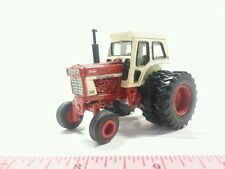 1/64 ertl custom farm toy ih farmall international 966 tractor with cab, Duals.