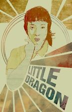 Little Dragon Poster - Limited Edition of 100