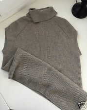 VINCE WOMENS TURTLE NECK SWEATER/DRESS SIZE LARGE