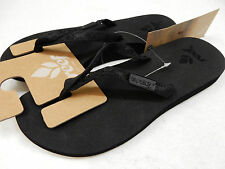 REEF WOMENS SANDALS GINGER BLACK SIZE 6