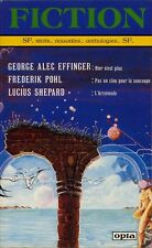 Revue Fiction N°385 - Effinger, Pohl, Shepard, Watson... - Avril 1987