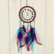 Feather Indian Style Dream Catcher Car Wall Door Hanging Decoration Ornament