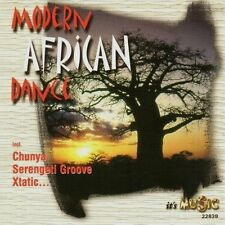 Modern African Dance incl. Chunya Serengeti Groove Xtatic ero Komano Dirty Song