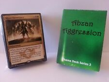 MTG Standard & Theme Decks - Abzan Aggression Counters Aggro Magic the Gathering
