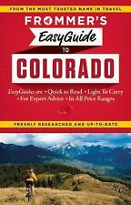 Easy Guides: Frommer's EasyGuide to Colorado by Eric Peterson (2015, Paperback)