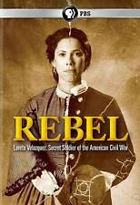 Rebel: Loreta Velazquez, Secret Soldier of the American Civil War (DVD, 2013)