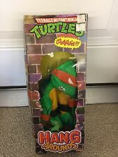 Teenage Mutant Ninja Turtles Hang Arounds Vintage MIB Figure