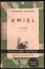 AMIEL - GREGORIO MARAÑON - 8ª EDICION