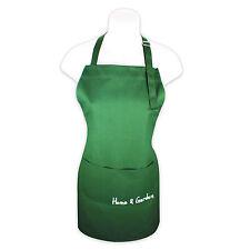 Grembiule da cucina Per Griglia Giardino verde bianco