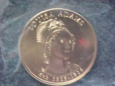 2008 FIRST SPOUSE BRONZE MEDAL  LOUISA ADAMS  US MINT