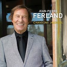 Jean-Pierre Ferland, Chansons Jalouses (2016) CD BRAND NEW at Musica Monette