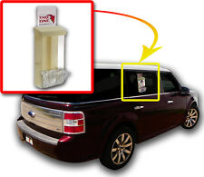 Outdoor Brochure & Card Holder for Carpet Cleaning Van Truck Car SUV Vehicle