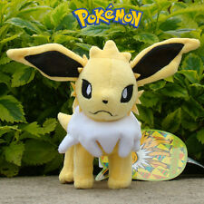 "Pokemon Plush Toy Jolteon 6.5"" Game Collectible Cute Stuffed Animal Doll"