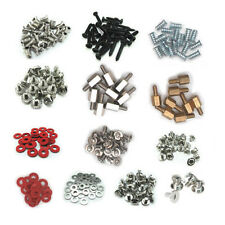 145pcs/set Computer Screws HardDrive Motherboard Standoffs/ Screws/ Washers Kit