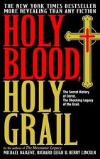 *New* HOLY BLOOD, HOLY GRAIL: Secret History of Jesus, Shocking Grail Legacy