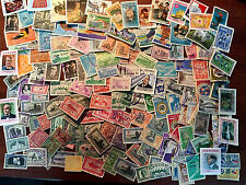 150+ PANAMA USED LOT OF AIR MAIL STAMPS TO 70´s, ALL DIFFERENT!!! +BONUS $$$$$