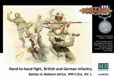 MAS3592 Masterbox 1:35 - Battles in North Africa kit 1