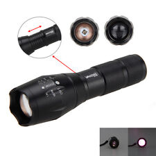 IR 940nm 7W Nachtsicht OSRAM Infrarot LED Zoomable Focus Flashlight Torch Light