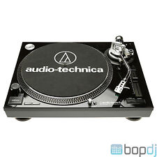 Audio Technica AT-LP120 USB Turntable ATLP120 AT-95E Cartridge/Stylus BLACK VERS
