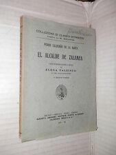 EL ALCALDE DE ZALAMEA PEDRO CALDERNO DE LA BARCA ELENA TALIENTO Dante Alighieri