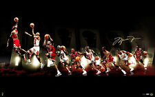 Poster A3 Michael Jordan Evolucion Baloncesto Basketball Evolution 03