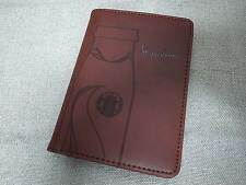 New 2015 Starbucks Taiwan Coffee frappuccino Passport Card Holder (Brown)
