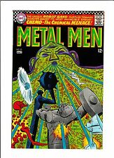 "METAL MEN  #25  [1967 FN+]  ""CHEMO--THE CHEMICAL MENACE!"""
