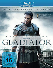 Gladiator - 10th Anniversary Edition - BLU-RAY *WIE NEU*
