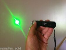 High Quality 532nm 5 Mile Alloy Green Laser Pointer charger battery