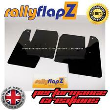 Mud Flaps to fit FORD FIESTA MK6 Non ST(02-07) RallyflapZ Mudflaps Black 4mm PVC