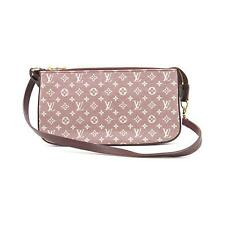 Authentic LOUIS VUITTON Monogram idylle Pochette Accessoires M60484  #260-001...