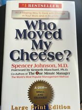 WHO MOVED MY CHEESE? [9780399147241] - SPENCER JOHNSON (HARDCOVER)