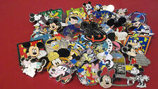 Lot of 125 Disney Trading Pins_No Doubles_Free 1-4 Day Priority Shipping